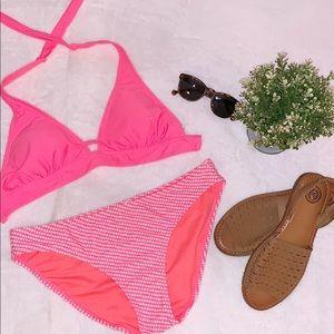 🆕 Old Navy Bright Pink Bikini